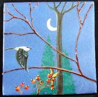 Twilight Chickadee